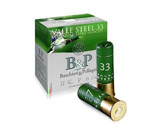 VALLE STEEL 33 MAGNUM HV  C12/20/76 33g BJ  P5