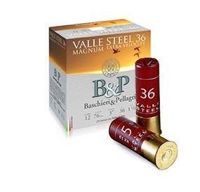 VALLE STEEL 36 MAGNUM HV  C12/20/76 36g BJ  P2