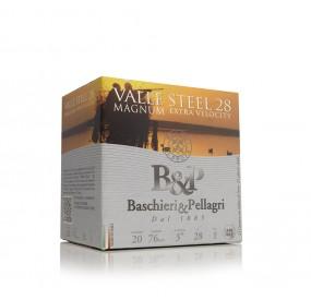 VALLE STEEL MAGNUM 28 C20/16/76 28g BJ  P4