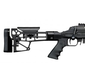 X-BOLT SF CHASSIS MDT FLUTED THR RR BLACK