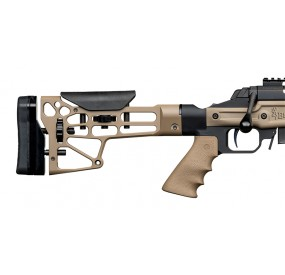 X-BOLT SF CHASSIS MDT FLUTED THR RR FDE