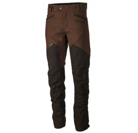 PANTALON FIELD PREVENT MARRON