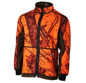 GILET POWERFLEECE REVERSIBLE ZIPPIN