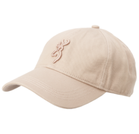 CASQUETTE  COTTON MARRON