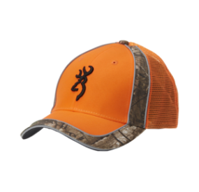 CASQUETTE POLSON MESHBACK ORANGE