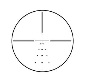 LUNETTE FULLFIELD E1 3x-9x-50mm