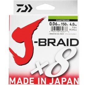TRESSE JBRAID 8B 150M 06/100 C