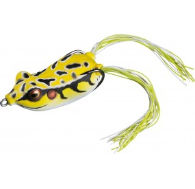 LS D'FROG 6CM YELLOW TOAD