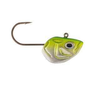 T.P SHAD 42G GREEN SPOTTED