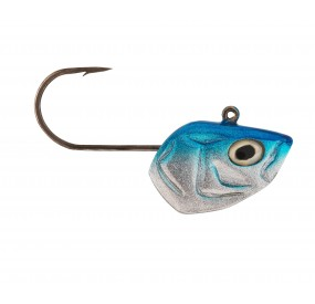 T.P SHAD 42G BLUE SPOTTED