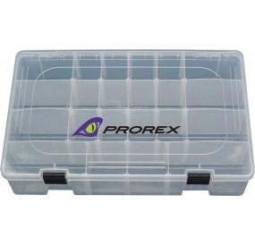 BOITE PROREX  L 36X22,5X5,5 CM