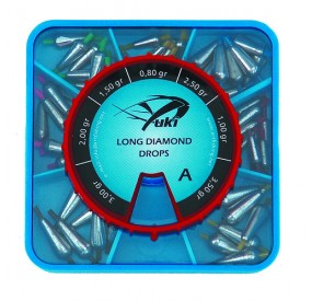 PLOMOS LONG  DIAMOND CAJA-A