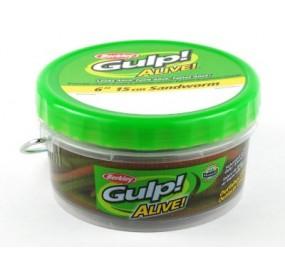 Gulp! Alive!® Sandworm