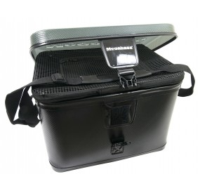 MEGABASS FIELD CONTAINER II BLACK