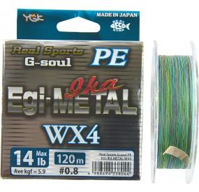 G SOUL WX4 EGI&METAL - PE 0.5