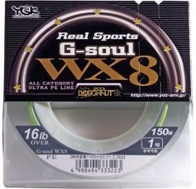 WX8 REAL SPORTS G SOUL - PE 1.5 (25lb)