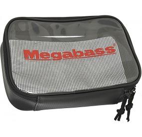 CLEAR POUCH MEGABASS - M