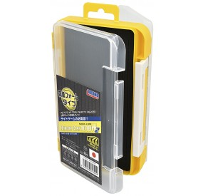 RUN GUN CASE 1010W-2 YELLOW