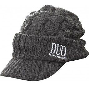 BONNET VISIERE DUO - GREY