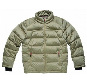 VESTE DOWN JACKET BEIGE - S