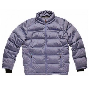 VESTE DOWN JACKET INDIGO - S