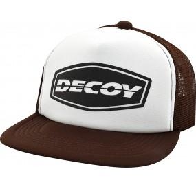 CASQUETTE DECOY MESH CAP - MOCHA