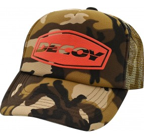 CASQUETTE DECOY CAMO MESH CAP - BROWN CAMO