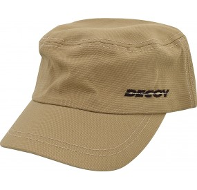 CASQUETTE - DECOY WORK CAP - BEIGE