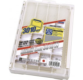 RUN GUN CASE 3010W WHITE