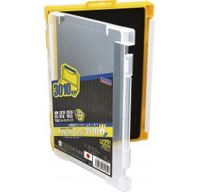 RUN GUN CASE 3010W-2 YELLOW