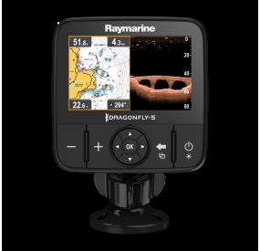 "Dragonfly 4Pro Ecran 4.3""  Wifi, GPS et Navionics Silver Europe, inclus sonde CPT-DVS"