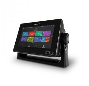 """AXIOM 7 RV, Écran tactile multifonctions  7"""" Downvision et Realvision 3D intégré, Wifi, Navionics+ Smalltéléchargeable"""
