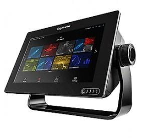 """AXIOM 9 RV, Écran tactile multifonctions  9"""" Downvision et Realvision 3D intégré, Wifi, sans sonde"""