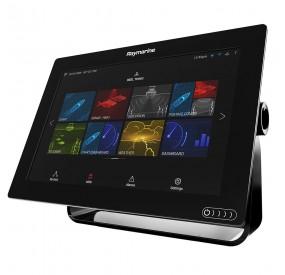 """AXIOM 12 RV, Écran tactile multifonctions  12"""" Downvision et Realvision 3D intégré, WifI, Navionics+ Small téléchargeable"""