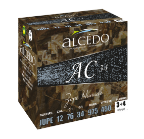 CARTOUCHE ALCEDO AC34